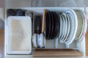 食器棚引き出し