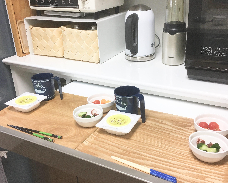 食堂スタイル